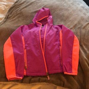 Girls Columbia Light Jacket